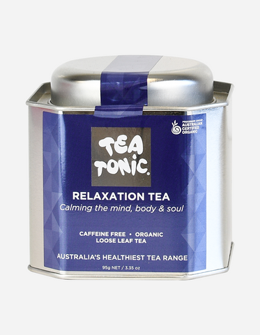 Tea Tonic – Relaxation Loose Leaf Tin
