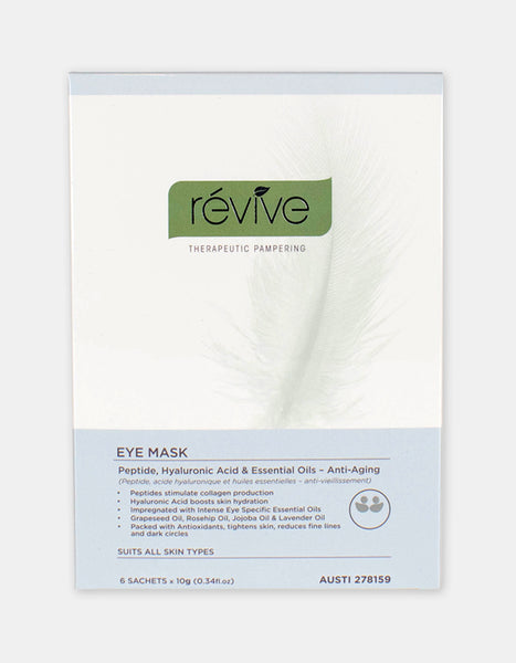Revive Anti-Aging Eye Mask Set (6pk)