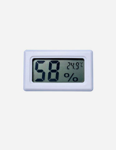 Salin Plus Mini Hygrometer & Thermometer