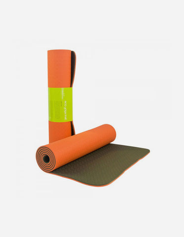 Stretch Now Eco Yoga Mat 8mm TPE