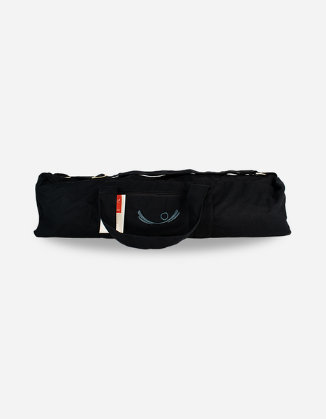 Organic Cotton Tote Yoga Mat Bag