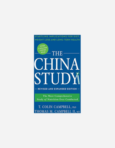 The China Study by T.C Cambell & T.M Cambell