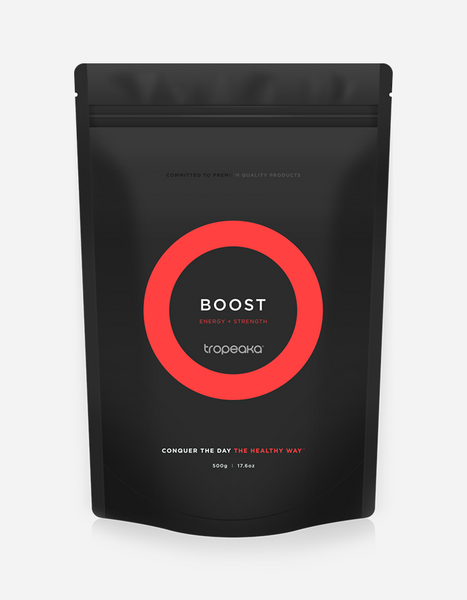 TROPEAKA - Boost Energy + Strength 500g