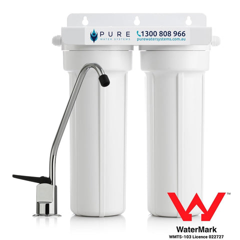 Water Filter - Twin Undersink