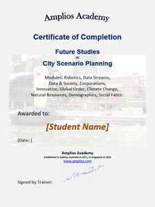 Topic 12 E-Learning City - Scenario Planning - Student Discount