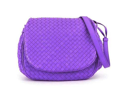 BOTTEGA VENETA  PURPLE BAG 245342-V0016-5281