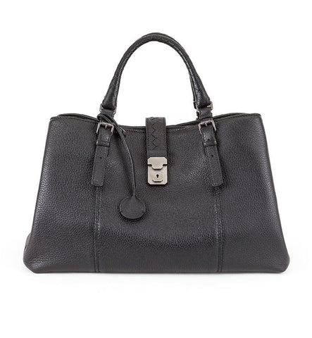 BOTTEGA VENETA  BLACK BAG 370518-VQ920-1000