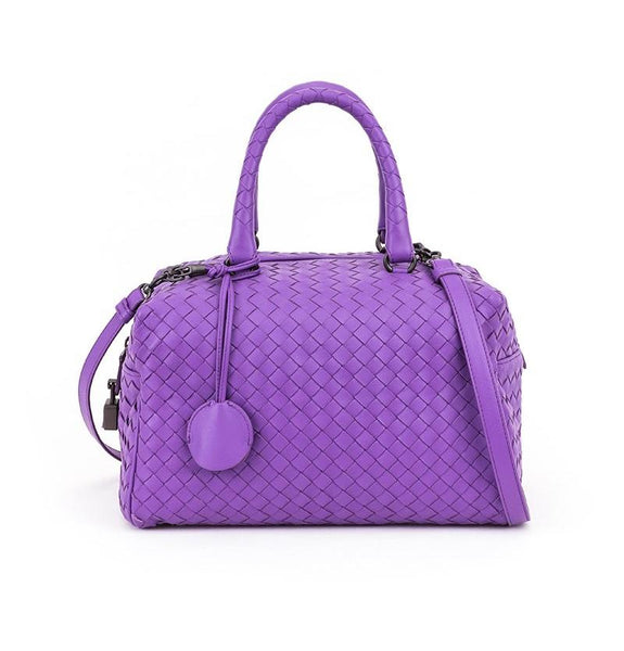 BOTTEGA VENETA  PURPLE BAG 386496-V0016-5281
