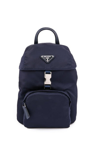 PRADA  BLUE BAG BZ0025-V44-F0216