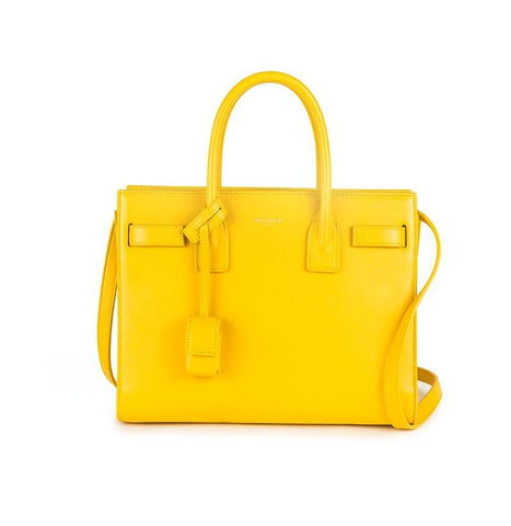 SAINT LAUREN  YELLOW BAG 377183-BOO0J-7005