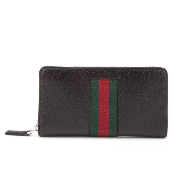 GUCCI MEN BLACK WALLET 408831-CWI1N-2059