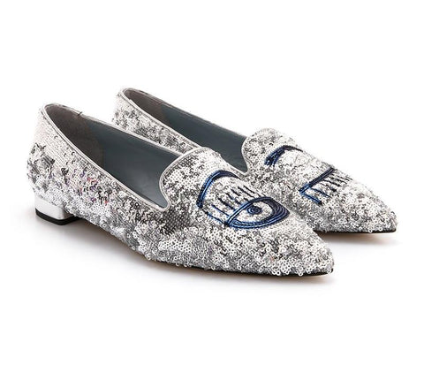 Chiara Ferragni Shoes do-cf1232-silver
