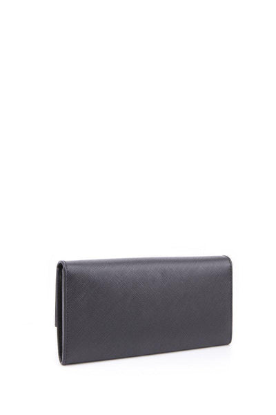 SALVATORE FERREGAMO  BLACK WALLET 227121-642044