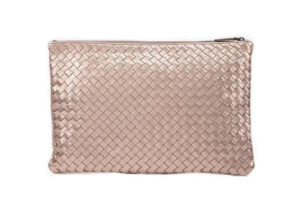 BOTTEGA VENETA  GOLD WALLET 355261-V0041-5710