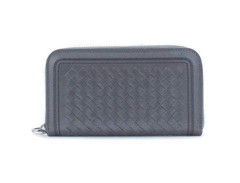 BOTTEGA VENETA  GREY WALLET 344679-VAOU2-9374