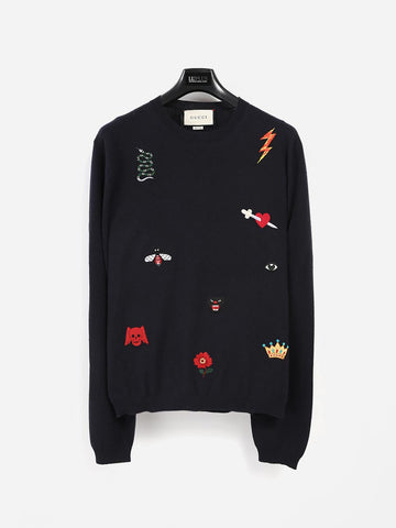 GUCCI  SWEATER 527932-X9V55-4033