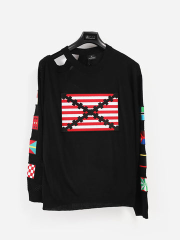 MARCELO BURLON  SWEATER CWHE002R-18742066-1088