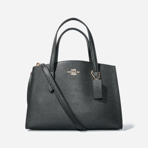 COACH CHARLIE CARRYALL 28 BAG 29529-LIBLK