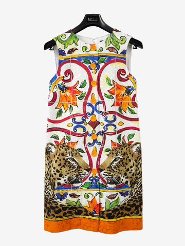 DOLCE & GABBANA  * DRESS F68A7T-GDH58-HHI85