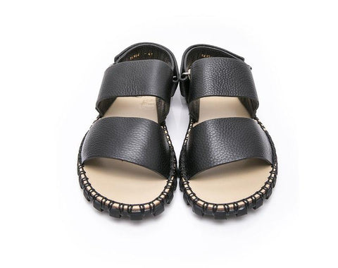 VALENTINO  BLACK SHOES KY0S0906-VST-0NO