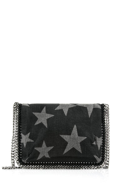 STELLA MCCARTNEY  BLACK BAG 349448-W9853-1000