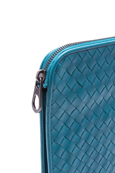 BOTTEGA VENETA  BLUE BAG 224052-V4651-4409
