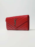 SAINT LAUREN  WALLET 372264-BOW02-6805
