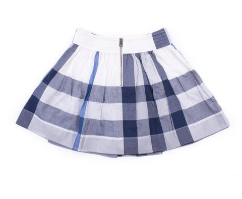 BURBERRY  BLUE SKIRT 4011371-4660B