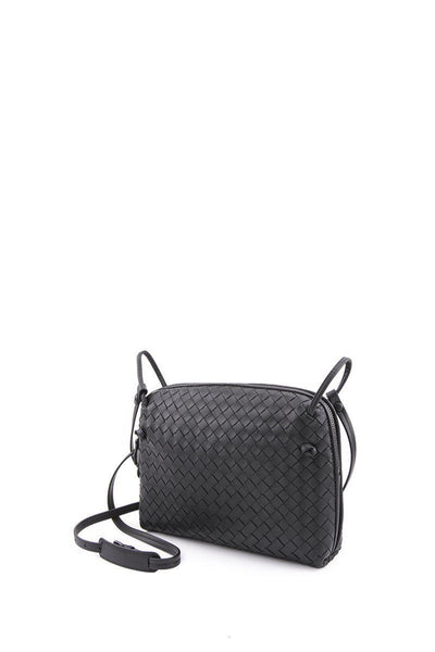BOTTEGA VENETA  BLACK BAG 245354-V0016-8175