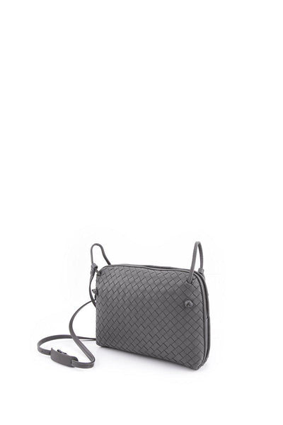 BOTTEGA VENETA  GREY BAG 245354-V0016-8582