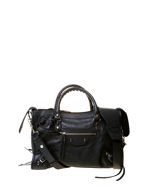 BALENCIAGA WOMEN BLACK BAG 431621-D94JN-4065