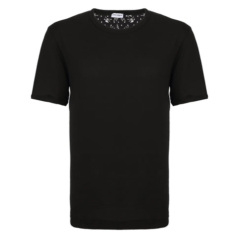 DOLCE & GABBANA  BLACK T-SHIRT M17895-ONE87-N0000