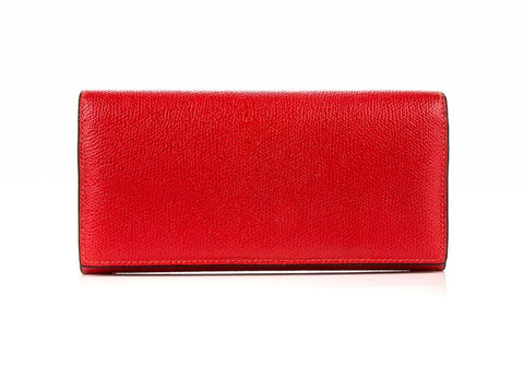 VALEXTRA  RED WALLET V9L13-0280-0RBRL