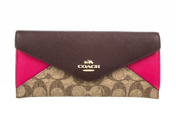 COACH RED BAG 55065-LIEHI