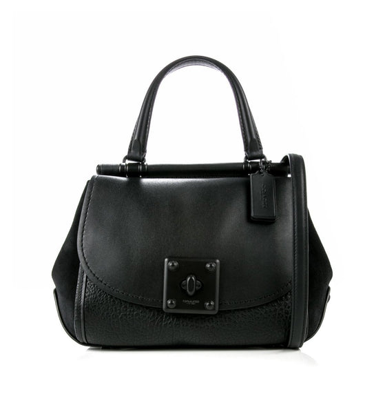 COACH WOMEN BLACK BAG 38388-MW-BK