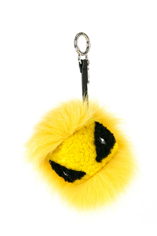 FENDI  YELLOW ACCESSORY 7AR462-5Q8-F0P3Q