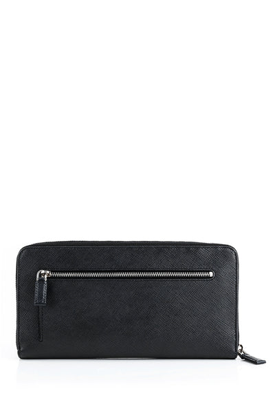 Prada BLACK WALLET 2ML220PN9F00002