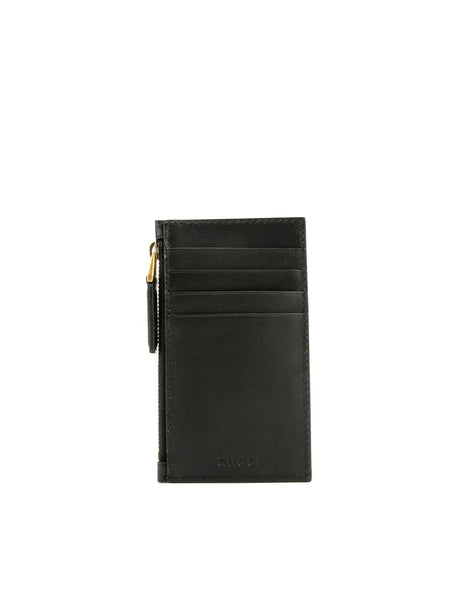Gucci BLACK WALLET 451184DUX4T1000