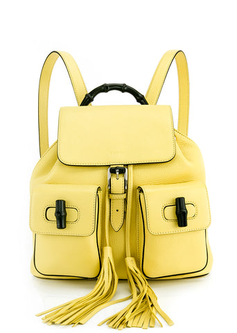 GUCCI  YELLOW BAG 370833-A7M0N-7209