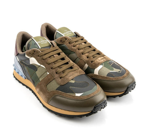 VALENTINO  CAMOUFLAGE SHOES MY2S0723-TNL-W59