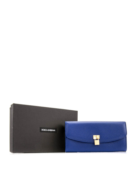 DOLCE & GABBANA WOMEN TWO TONE WALLET BI0907-AB472-89919
