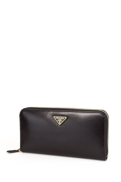 PRADA  BLACK WALLET 1ML506-309-F0D9A