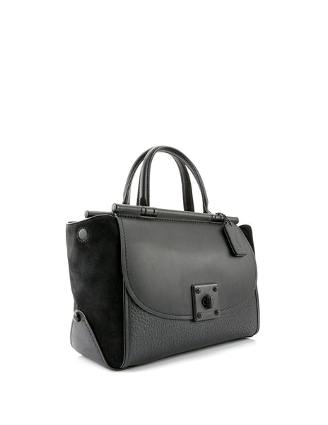 COACH  BLACK BAG 38389-MW-BK
