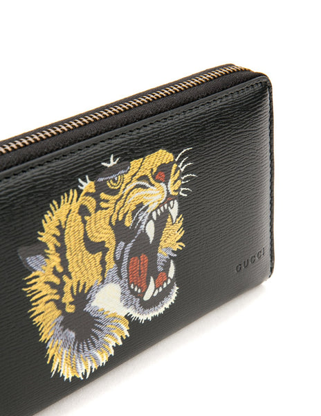 GUCCI  BLACK WALLET 451273-DUN1T-1058