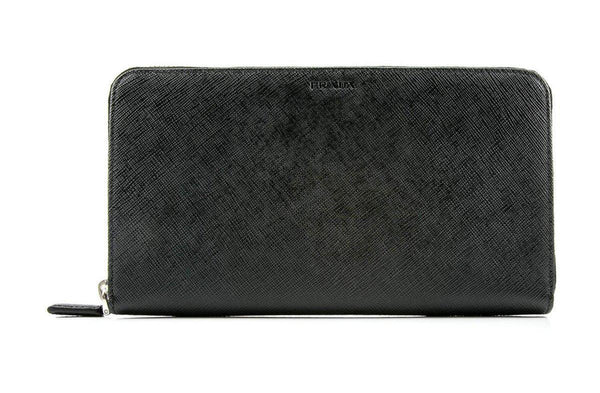 PRADA  BLACK WALLET 2ML188-053-0002