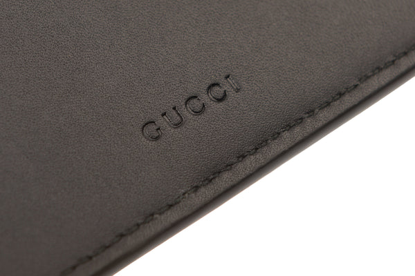 GUCCI  BLACK WALLET 473961-DYWMT-1000