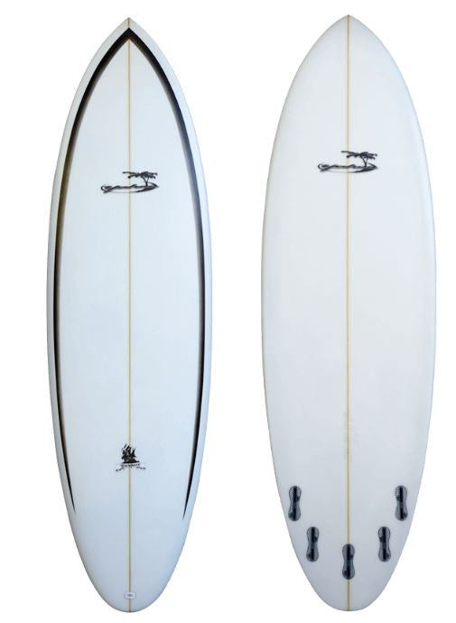 Yahoo Surfboard - Blackbeard 6'9 - Ocean & Earth WA