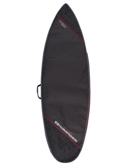 Compact Day Shortboard Cover - Ocean & Earth WA