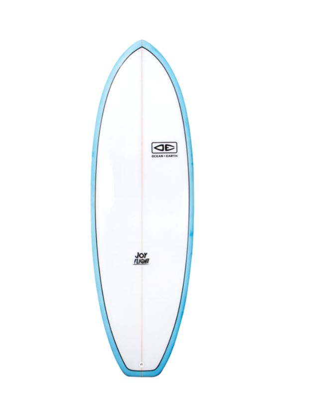 "Joy Flight PU Surfboard 6'0"" - Ocean & Earth WA"