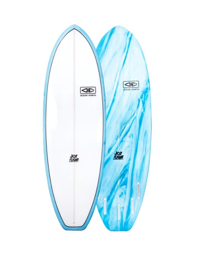 "Joy Flight PU Surfboard 7""0"" - Ocean & Earth WA"